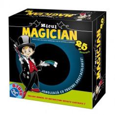 Micul Magician - 25 Trucuri - Jocuri arta si creatie D-Toys