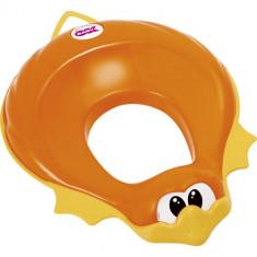 Reductor pentru WC Ducka PORTOCALIU - Reductor cada si wc