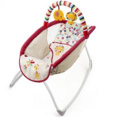Patut Sleeper Playful Pinwheels - Patut pliant bebelusi Bright Starts