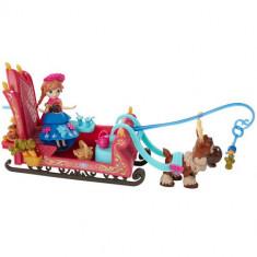 Frozen - Set de Joaca cu Figurina Anna - Figurina Povesti Hasbro
