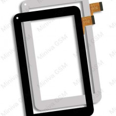 Touchscreen Geam Sticla Serioux VisionTAB S702 Alb
