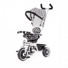 Tricicleta Racer 2015 Alb - Tricicleta copii Chipolino