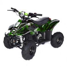 ATV Mini M3600 36V 600W Military Green - Masinuta electrica copii
