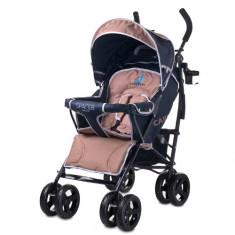 Carucior Spacer Deluxe beige - Carucior copii 2 in 1 Caretero