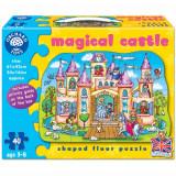 Puzzle de Podea Castelul Magic 40 Piese, orchard toys
