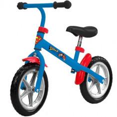 Bicicleta fara Pedale Superman 12 inch - Bicicleta copii