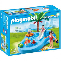 Summer Fun - Water Park - Jucarie Piscina Pentru Copii Cu Tobogan