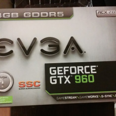 Placa Video EVGA GTX 960 4Gb - Placa video PC