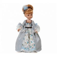 Papusa paola reina Printesa Dasha, 4-6 ani, Plastic, Fata