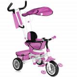 Tricicleta B301B 2016 Pink White - Tricicleta copii