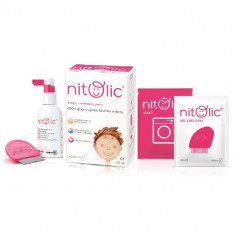 Nitolic - Tratament Complet Impotriva Paduchilor - Cosmetice copii