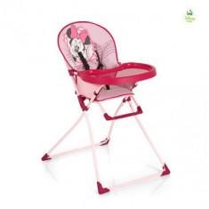 Scaun Masa Mac Baby Minnie Pink Hauck