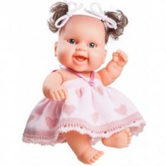 Bebelus Parfumat Evelyn - Papusa paola reina, 2-4 ani