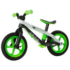 Bicicleta fara Pedale BMXIE Verde - Bicicleta copii