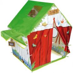 Cort de Joaca Cabana din Padure - Casuta copii