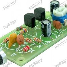 Preamplificator pentru microfon - 130190 - Mixer audio