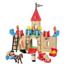 Set Constructii Abrick Cetate Medievala - Set de constructie Ecoiffier
