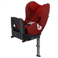 Scaun Auto Sirona Plus Isofix 0-18 kg MARS RED - Scaun auto copii grupa 0-1 (0-18 kg) Cybex, 0+ -1 (0-18 kg), Rosu, Opus directiei de mers