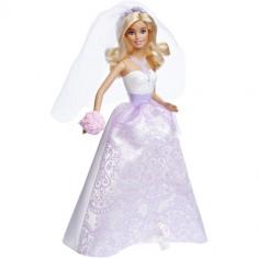 Papusa Mattel Barbie Mireasa, 2-4 ani