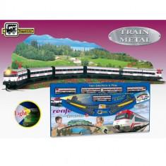 Trenulet Pequetren Electric Cercanias Renfe cu Peisaj