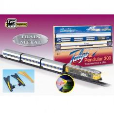 Trenulet Pequetren Electric Talgo Pendular 200 cu Macaz