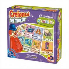 Creionul Fermecat Alfabetul - Jocuri arta si creatie D-Toys