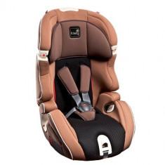 Scaun Auto S123 9-36 kg Moka - Scaun auto copii Kiwy, Isofix