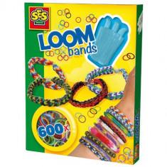 Benzi Loom Basic - Jocuri Logica si inteligenta SeS