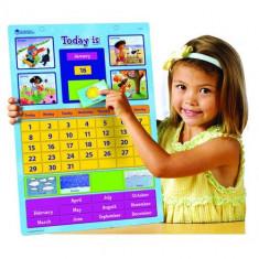 Calendar Educativ Magnetic - Jocuri Logica si inteligenta Learning Resources