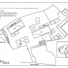 S.C. vinde sau inchiriaza fabrica in Ostra, Suceava - Spatiu comercial de vanzare, Parter, 17040 mp, An constructie: 2000