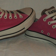 Tenisi CONVERSE ALL STAR - nr 37.5 - Tenisi dama Converse, Culoare: Din imagine