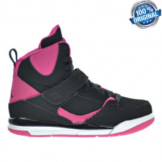 JORDAN ! GHETE ADIDASI ORIGINALI 100% Jordan FLIGHT 45 HIGH nr 35 - Adidasi dama Nike, Culoare: Din imagine
