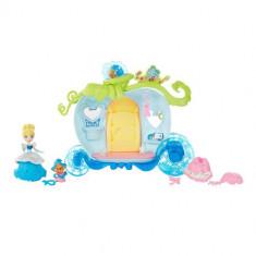 Set Disney Princess - Cinderella's Bibbidi Bobbidi Carriage - Figurina Povesti Hasbro