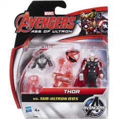 Mini Figurine Avengers - Thor vs Sub Ultron 005 - Figurina Povesti Hasbro