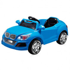 Masinuta Electrica BM12 2015 Blue - Masinuta electrica copii Chipolino