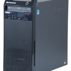 Lenovo ThinkCentre E73 Intel Pentium Dual Core G3220 3.00 GHz 4 GB DDR 3 320 GB HDD DVD-RW Tower Windows 10 Home - Sisteme desktop fara monitor