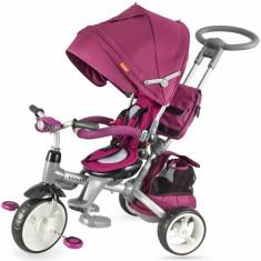 Tricicleta Modi Violet - Tricicleta copii Coccolle