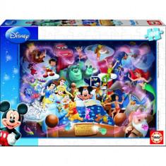 Puzzle Educa Visul lui Mickey Mouse 1000 Piese
