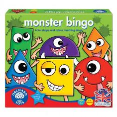 Joc Educativ Bingo Monstruletii - Jocuri Logica si inteligenta orchard toys