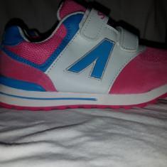 Adidasi copii, Marime: 32, 33, 34, 36, Culoare: Rose, Fete