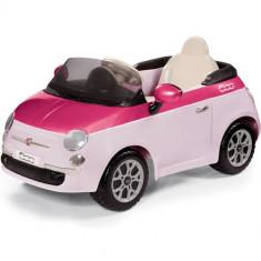 Fiat 500 Pink - Masinuta electrica copii Peg Perego
