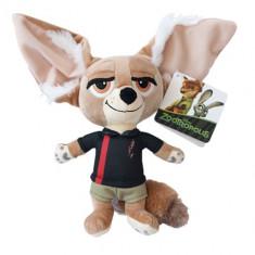 Mascota din Plus Zootropolis Finnick 17.5 cm - Jucarii plus Disney