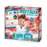 Laboratorul de Cristale - 25 Experimente - Instrumente muzicale copii