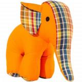Jucarie Textila Elefant - Jucarii plus