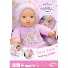 Baby Born - Bebelusul Tine-Ma De Maini - Papusa
