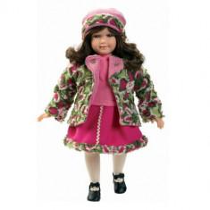 Papusa paola reina Rebeca, 4-6 ani, Plastic, Fata