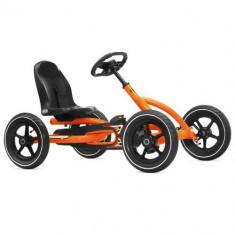 Kart Buddy Orange - Kart cu pedale Berg Toys