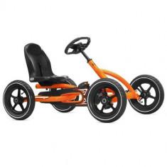 Kart Buddy Orange - Kart cu pedale Berg Toys