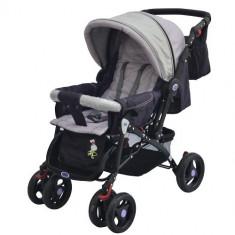 Carucior Elements Violet - Carucior copii 2 in 1 DHS Baby