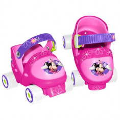 Role Stamp Minnie Mouse 22 - 30, Patine cu rotile